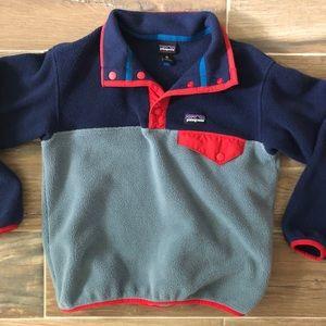 Patagonia Boys' Synchilla Fleece Pullover